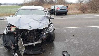 Autóbalesetben meghalt a mohácsi rendőrkapitány