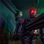 Terminátor, Alien, Vastrón – tárlat használt autóalkatrészekből készült szobrokból (fotók)