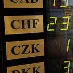 Elképesztő erősödés: 237 forint felett járt a svájci frank