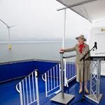 Offshore-ozott a dán királynő