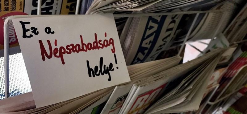 A Népszabadság újságírói dolgozhatnak a MÚOSZ székházából
