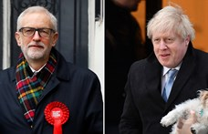 Brit választás: az exit poll szerint jelentős győzelmet aratott Boris Johnson