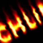 Lángoló betűk Photoshopban