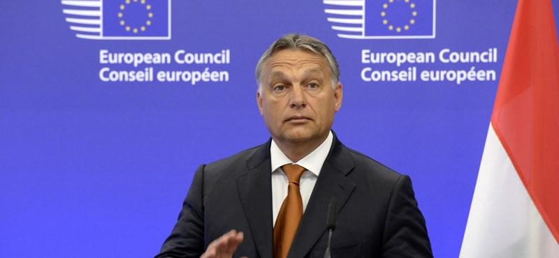 Orbán interjút adott a lengyel tévének