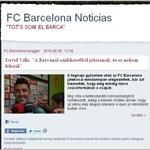 Messi kereste a legtöbbet 2010-ben