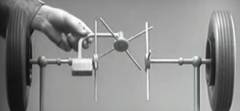 Zseniális retro videó: így magyarázták a differenciálmű működését 1937-ben