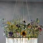 Virágos lámpa széplelkűeknek