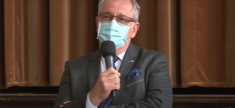 Fejér megyei kórházigazgató: Olyan még nem volt, hogy a krematóriumokat arra kérték, hogy három műszakban dolgozzanak