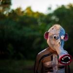 Pokoli vihartól a manilai zombikig - a hét képei - Nagyítás-fotógaléria