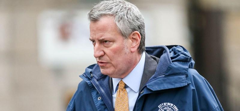 Indul a demokrata elnökjelöltségért a New York-i polgármester