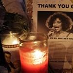 Eltemették Whitney Houstont