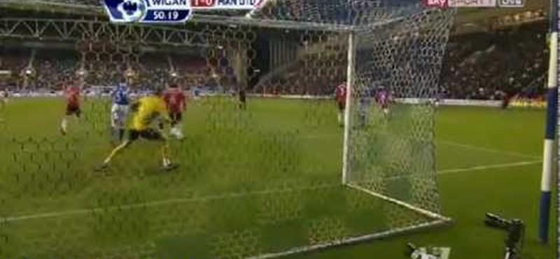 A Manchester United túl lazára vette a figurát
