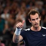 Újra megműtötték Andy Murray-t