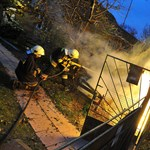 Felgyújtották az általános iskolát Tiszakerecsenyben