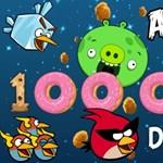 Tovább menetel az Angry Birds