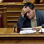 Pénteken döntenek a görög mentőcsomagról