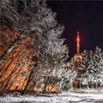 Havazott a Mátrában, gyönyörű éjjeli fotók érkeztek