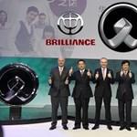 Elektromos autókat gyárt az új kínai BMW-márka
