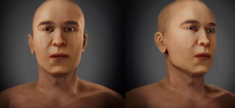 """""""Előhozták a múlt sötétjéből"""" Tutanhamon fáraó apjának arcát"""
