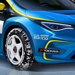 Kívánja a jeget a Renault 340 lóerős apró villanyautója
