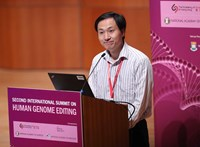 Kirúgták egyeteméről a kínai kutatót, aki génszerkesztett babákról beszélt egy konferencián