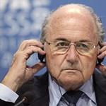 Blatter nem akar büntetőpárbajt