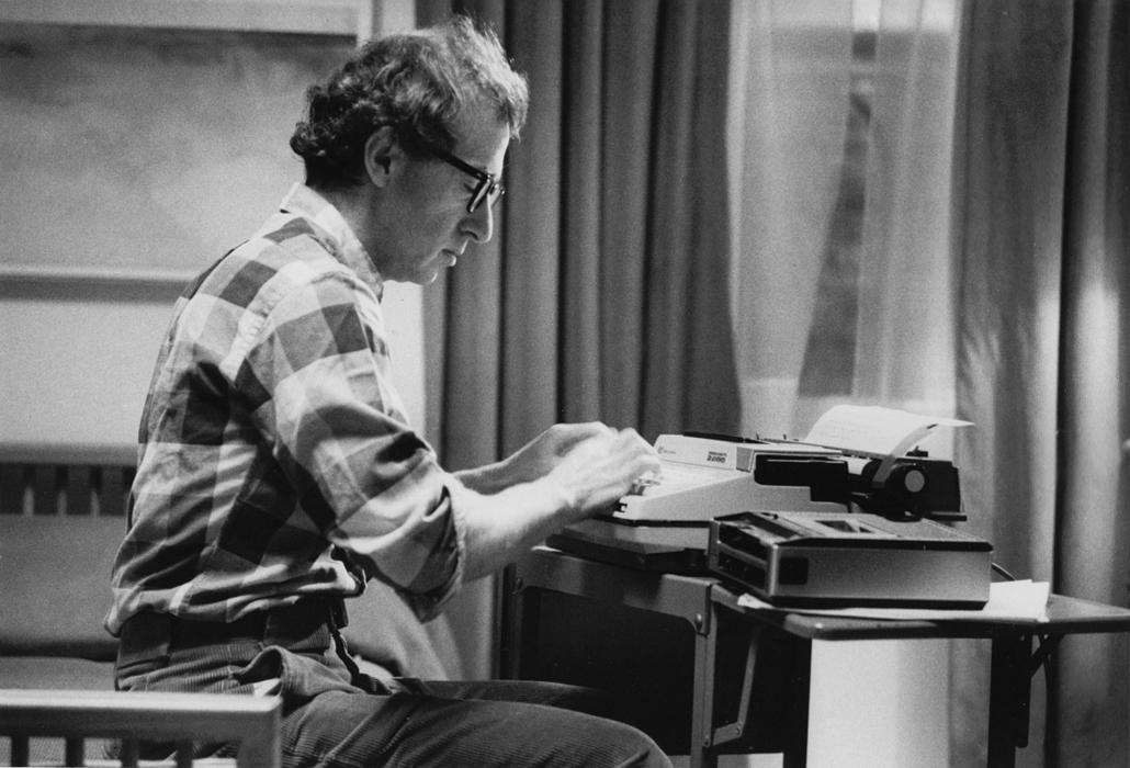 afp.1979. - Woody Allen a Manhattan (1979) című filmben - nagyítás