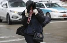 Extrém hideg lehet a hétvégén, figyelmeztetést adott ki a meteorológiai szolgálat