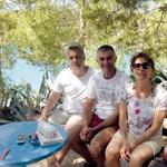 Orbán nyaralási fotója bármelyikünké lehetne