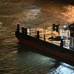 24.hu: Nem jelzett életveszélyt a dunai hajóbaleset riasztási lapja