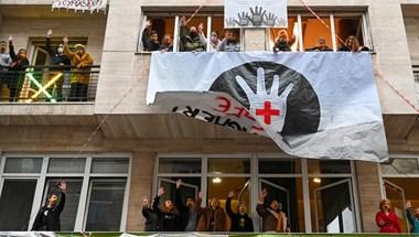 SZFE-s sztrájkbizottság: 64 napja nem ül le velünk senki tárgyalni