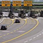 Most az autópályákon számíthatnak kellemetlenségre az Olaszországban nyaralók