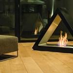 Az otthon melege, háromszögbe zárva