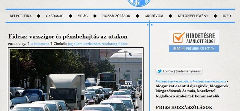 A trafiktörvény a felemás egyeztetés tökéletes példája