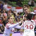 Kézi-Eb: 32-26-ra verte Spanyolországot a magyar válogatott