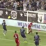 Bravúros gólt rúgott Németh Krisztián a US Open Kupán - videó