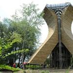 Uniós támogatából épült kalandpark Tiszafüreden