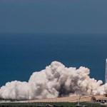 Annyira jól megy a Falcon 9 hordozórakéta, hogy már jégkrémet is visz fel az űrhajósoknak