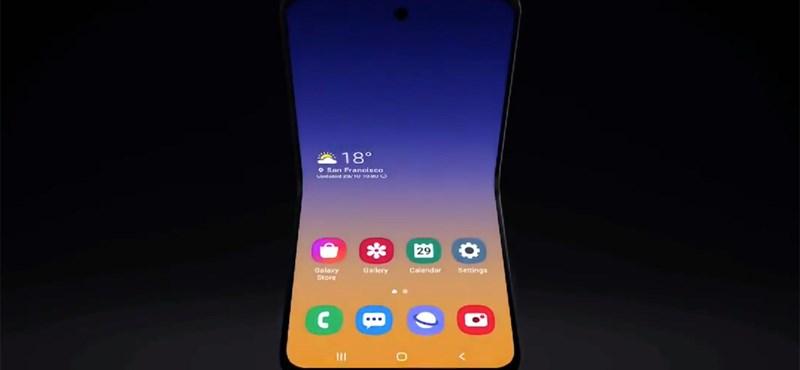 Egy kissé kellemetlen meglepetést is hozhat magával a Samsung újabb összehajtható telefonja