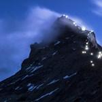 Meghalt egy magyar hegymászó a svájci Alpokban