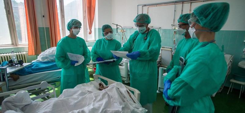 Az Egészségügyi Szakszervezet az orvosokéval arányos béremelést kér minden dolgozónak