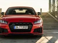 Megérkezett az Audi TTS erősebb új változata