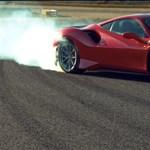 Erre képes az új Ferrari, aminek magyaros hangzású nevet adtak – videó