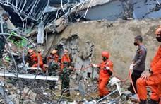 34 halott, 600 sérült: erős földrengés volt Indonéziában