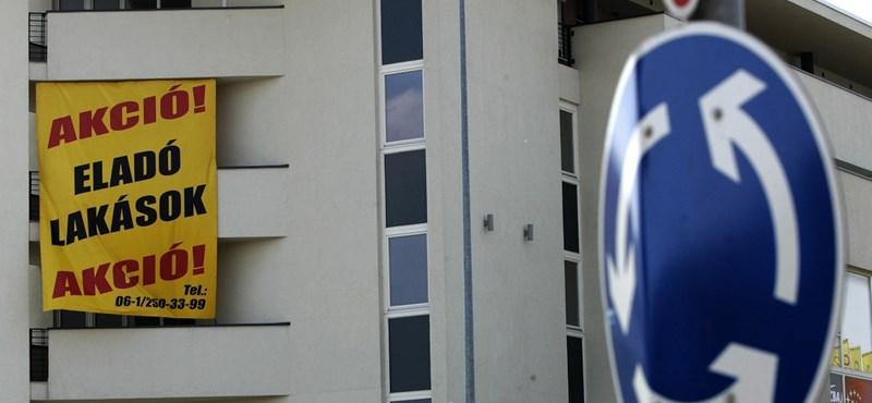 Rosszhiszemű ingatlanhirdetési oldalakat bírságolt a NAV