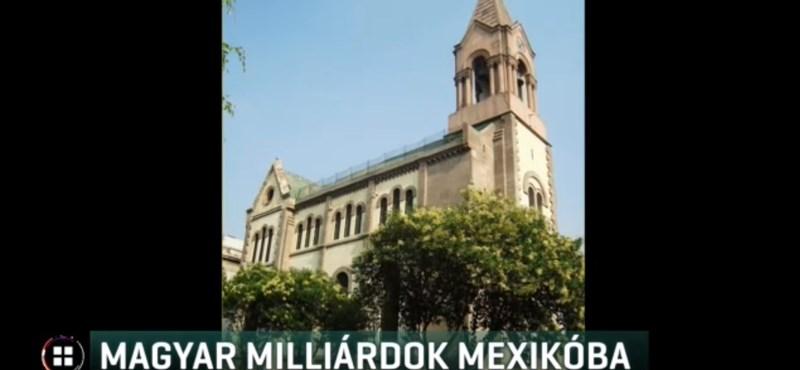 Két milliárdot költ mexikói templomokra a kormány