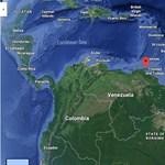Erős földrengés volt Venezuelában