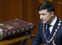 Megvan az ukrán előrehozott választások időpontja