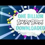 Túl az 1 milliárd letöltésen az Angry Birds