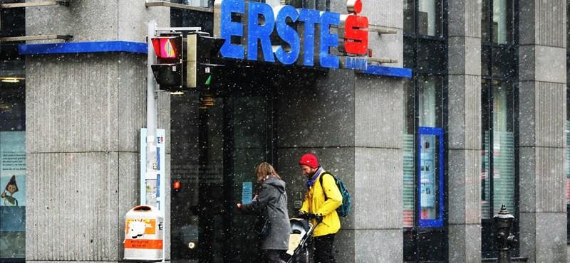 Átcuccolhat az Erste Bank?